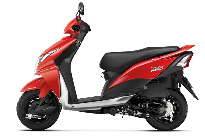 Honda Launches Upgraded Dio Bike News Scooters Up To
