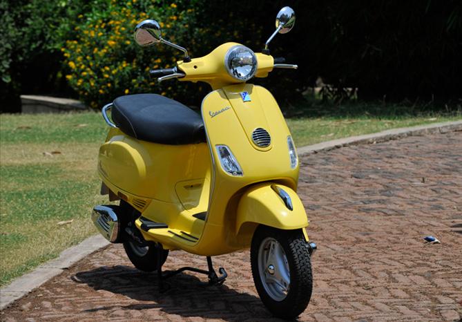 Vespa Scooter Price In Kerala