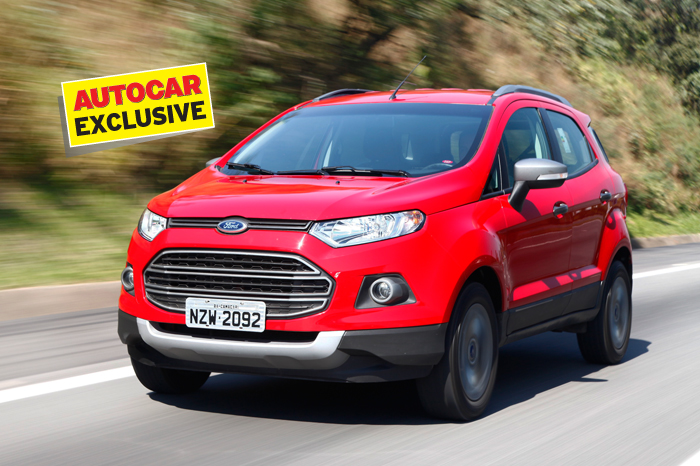 ford ecosport review 2012 cars first drive suv. Black Bedroom Furniture Sets. Home Design Ideas