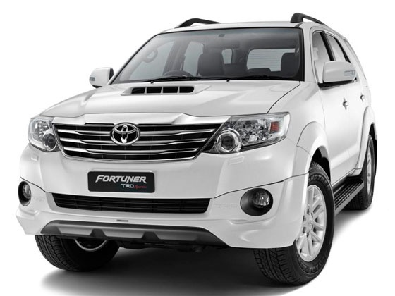 Toyota launches Fortuner Sportivo