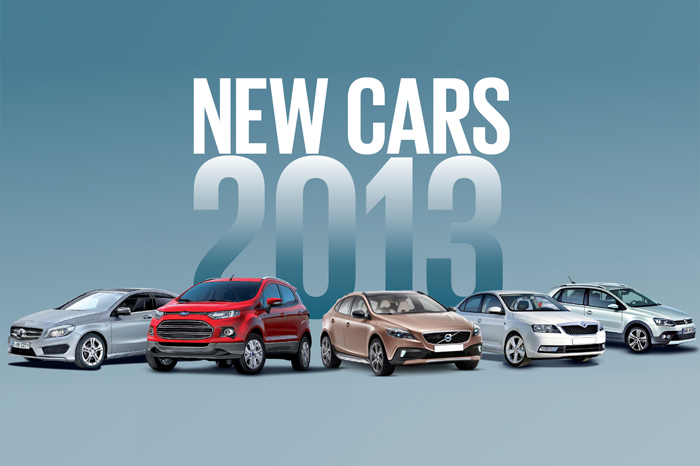 New cars for 2013 - Updated