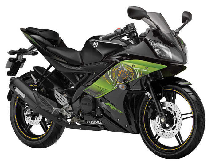 R15 Yamaha 2013 New livery for 2013 Ya...