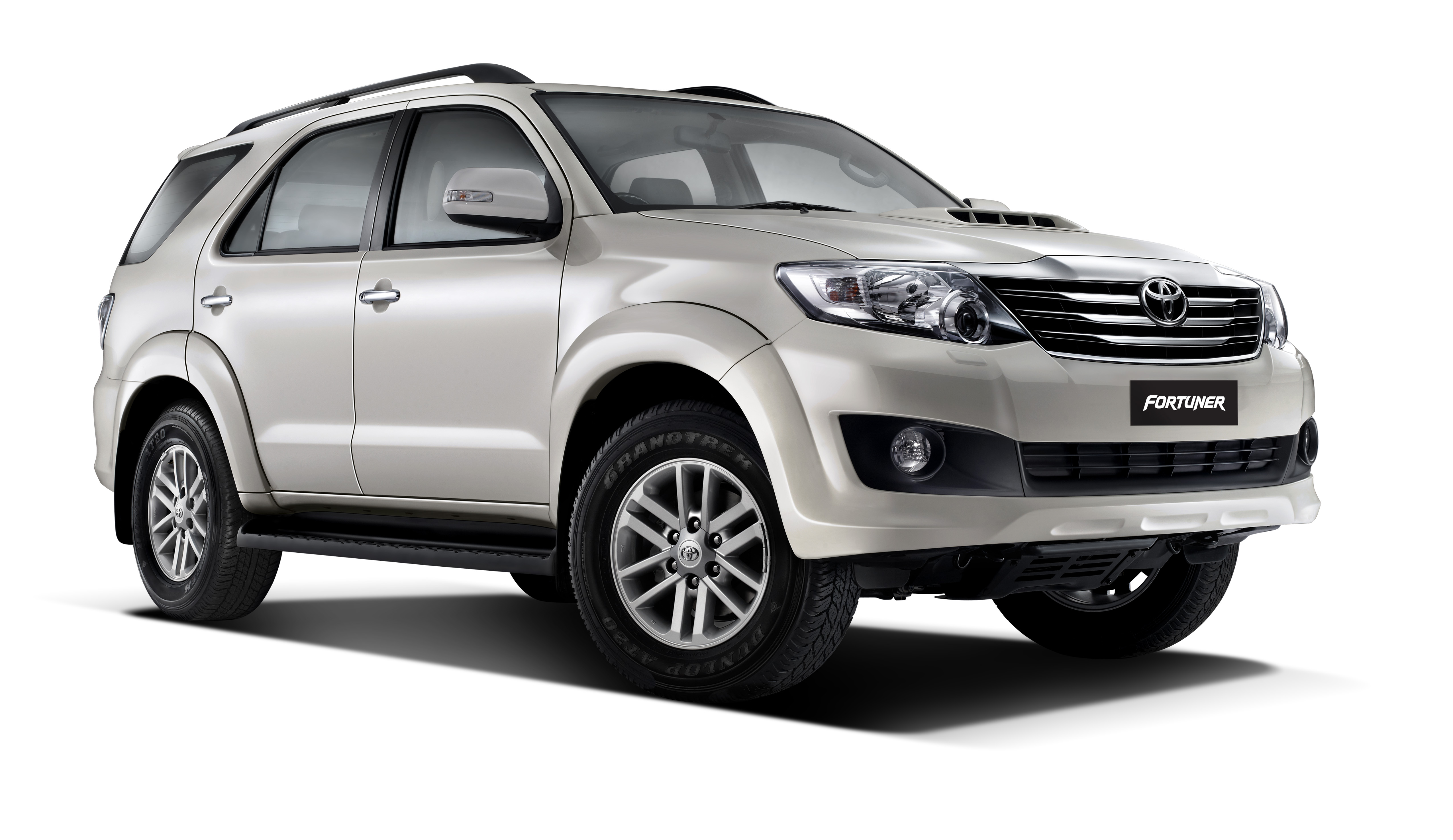 Toyota Fortuner Now With Five Speed Auto Car News Suv