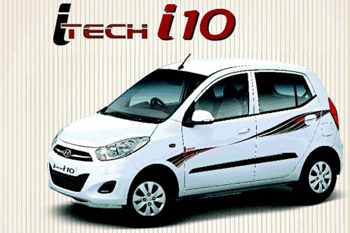 hyundai i10 special edition launched car news others autocar india. Black Bedroom Furniture Sets. Home Design Ideas