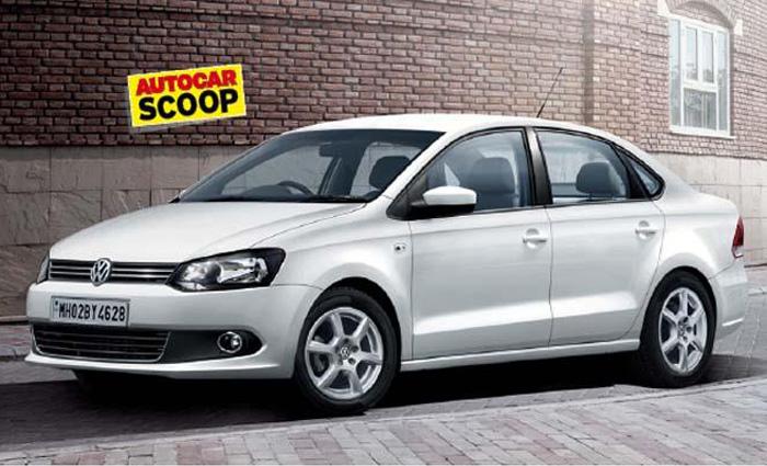 SCOOP! VW developing sub-four-metre Vento