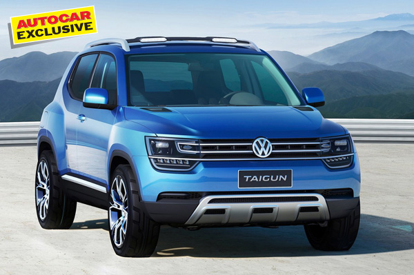 VW Taigun set for launch in India