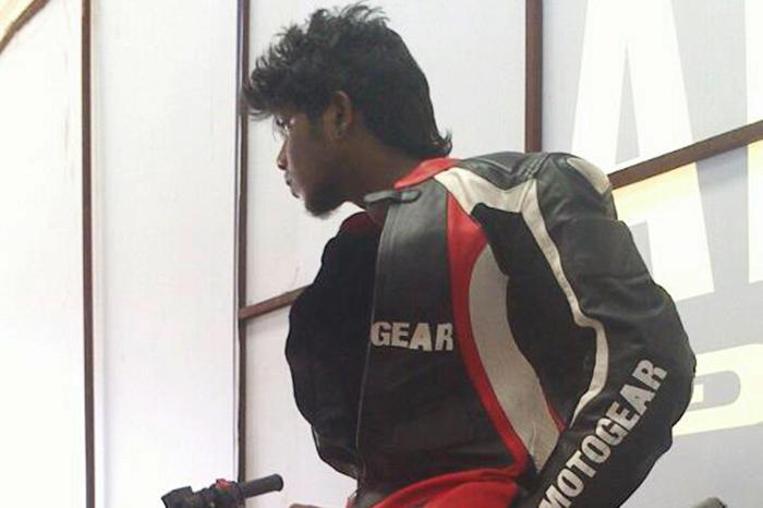 Motorcycle rider dies in Chennai circuit mishap