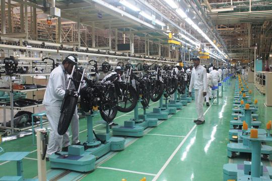 Honda inaugurates new plant in Karnataka