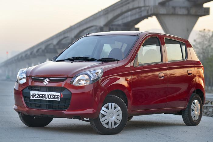 Maruti Launches Alto 800 Vxi Car News Entry Level
