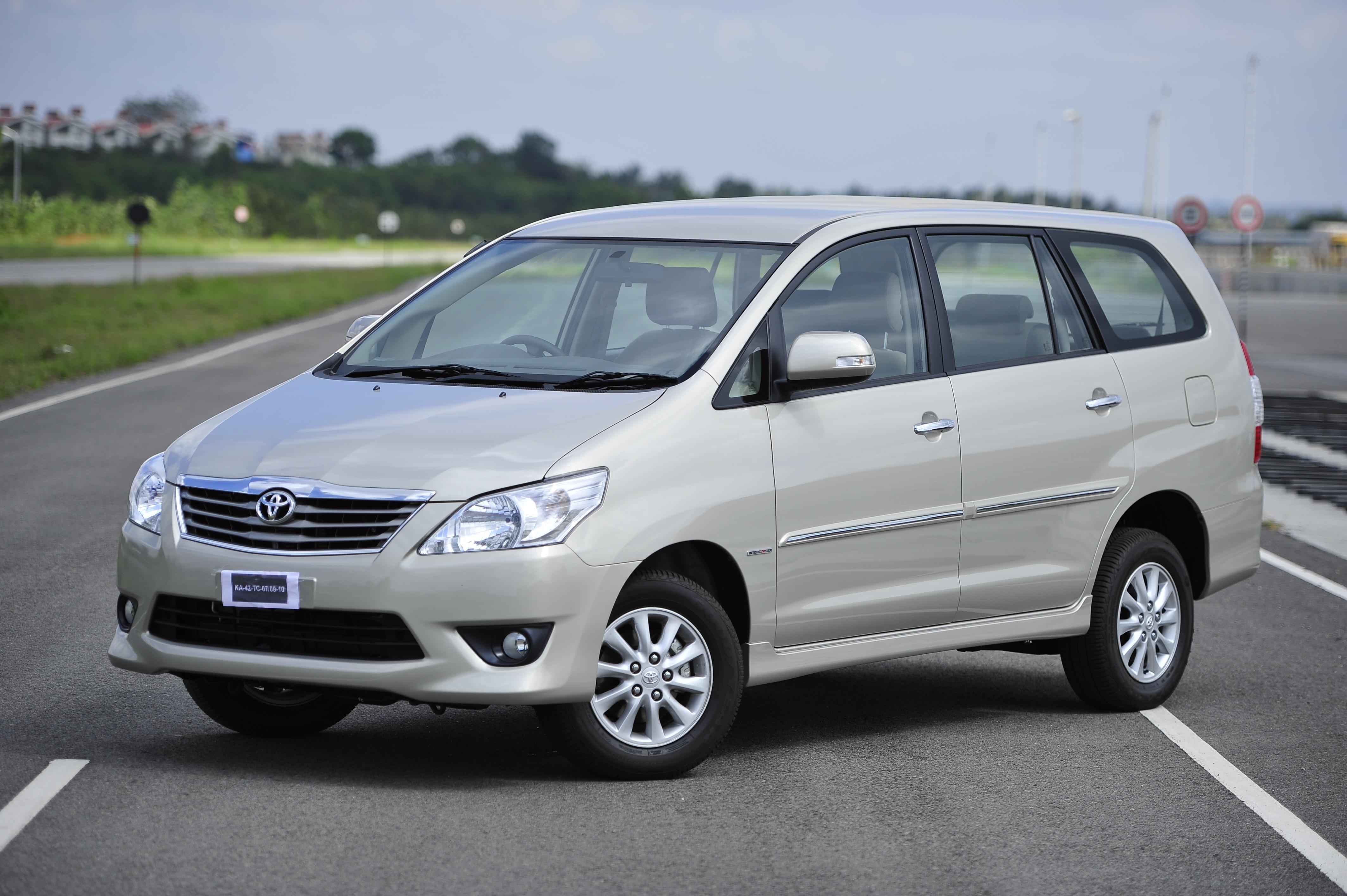 Toyota Innova Chrome Edition launched | Car News | MPV/MUVs | Autocar