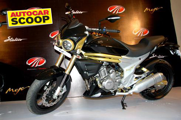 Scoop Mahindra Mojo Makeover Bike News Bikes 350cc