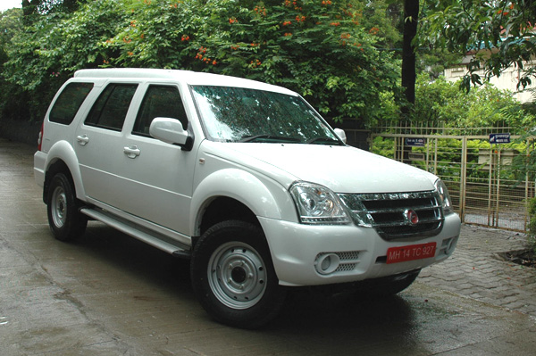 Force Motors Force One Review Cars First Drive Suv
