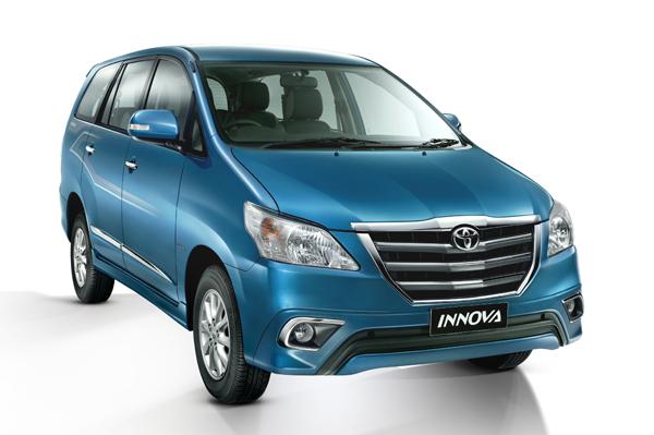 New 2013 Toyota Innova Launched Car News Mpv Muvs
