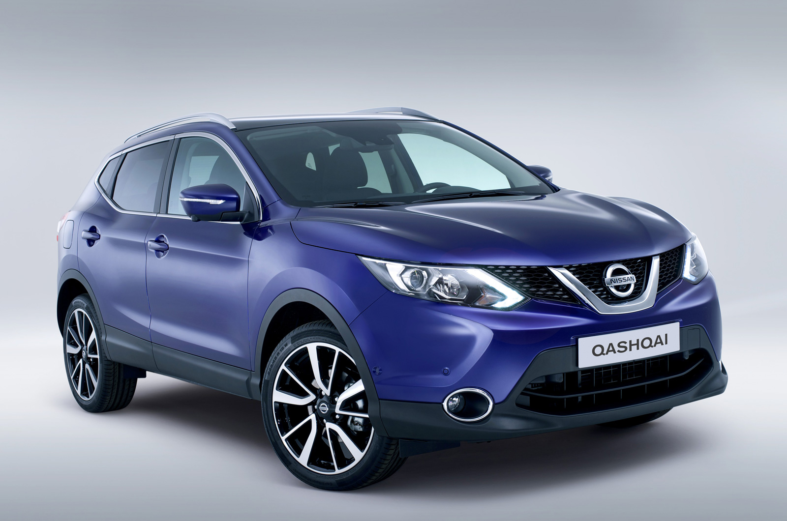 New Nissan Qashqai SUV revealed | Car News | SUV ...