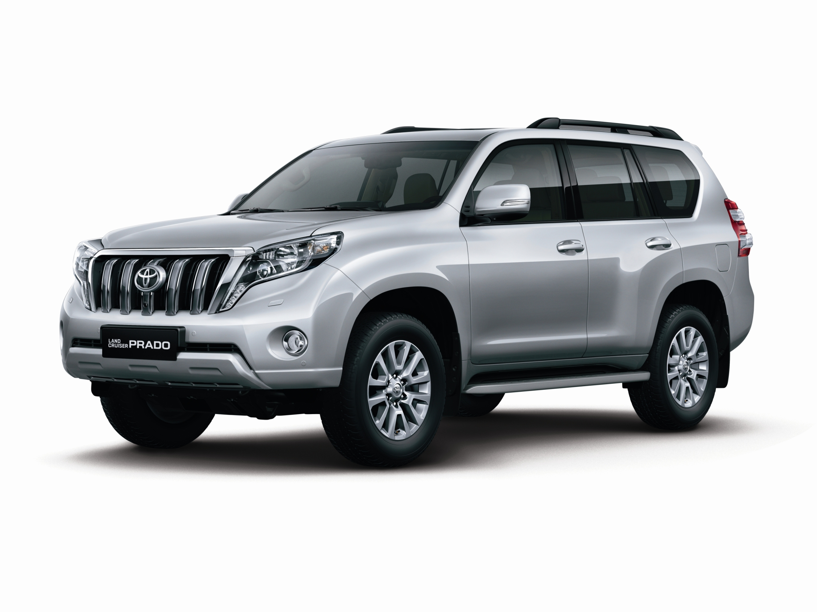 new toyota land cruiser prado launched at rs lakh car news premium luxury suvs. Black Bedroom Furniture Sets. Home Design Ideas