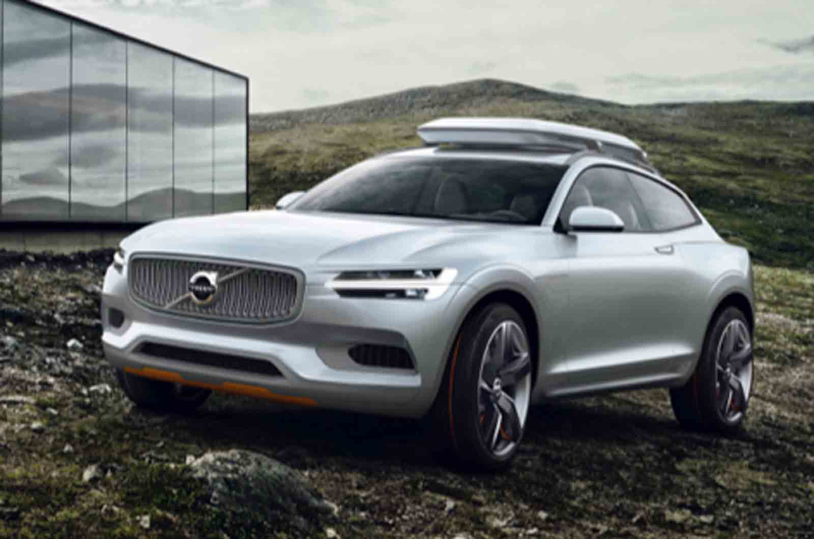new volvo concept xc suv leaked car news suv. Black Bedroom Furniture Sets. Home Design Ideas