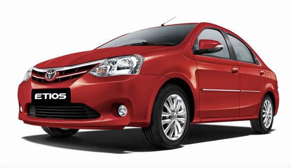 2014 Toyota Etios sedan and Liva hatchback launched