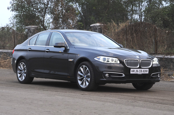 Bmw 5 Series Review 520d Cars First Drive Premium