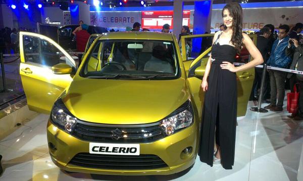 Maruti Suzuki Celerio Autocar India