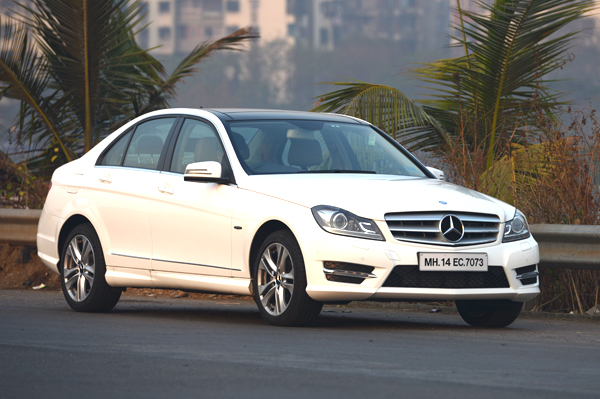 Mercedes Benz C Class Review C 220 Grand Edition Cars