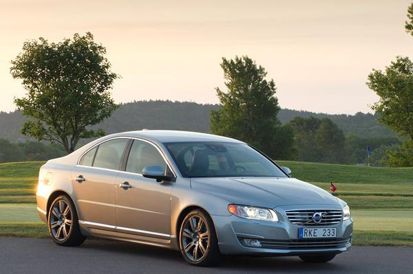 2014 Volvo S80 launched at Rs 41.35 lakh