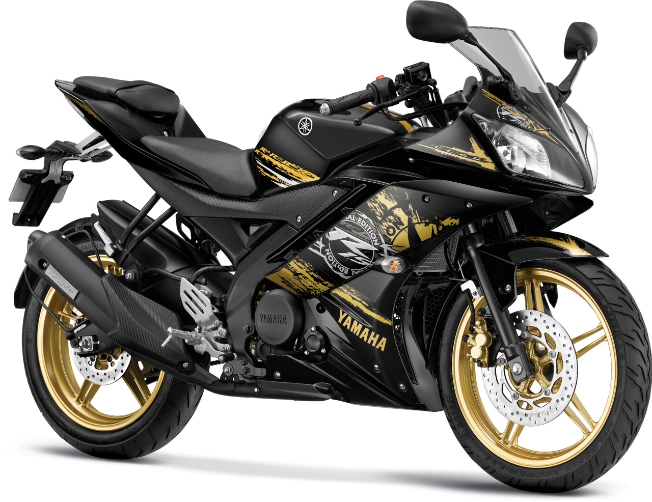 Yamaha R15 gets new colours   Bike News   Bikes 135cc ... Yamaha New Bike 2014 R15