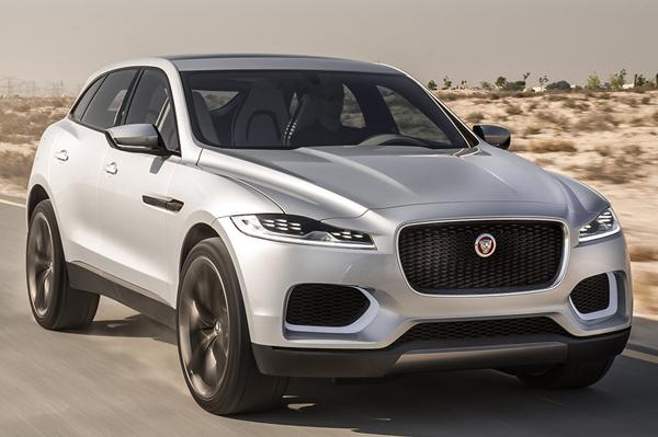 jaguar starts track testing upcoming suv car news premium luxury suvs autocar india. Black Bedroom Furniture Sets. Home Design Ideas