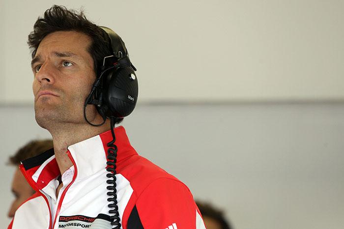 Porsche at Le Mans: Mark Webber interview