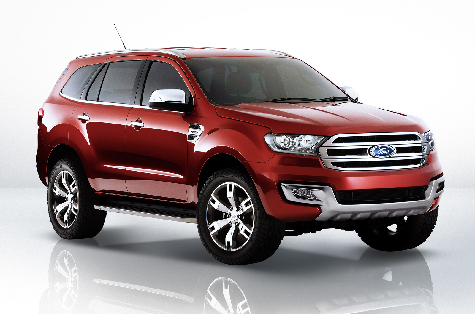 2015 ford endeavour india car interior design. Black Bedroom Furniture Sets. Home Design Ideas