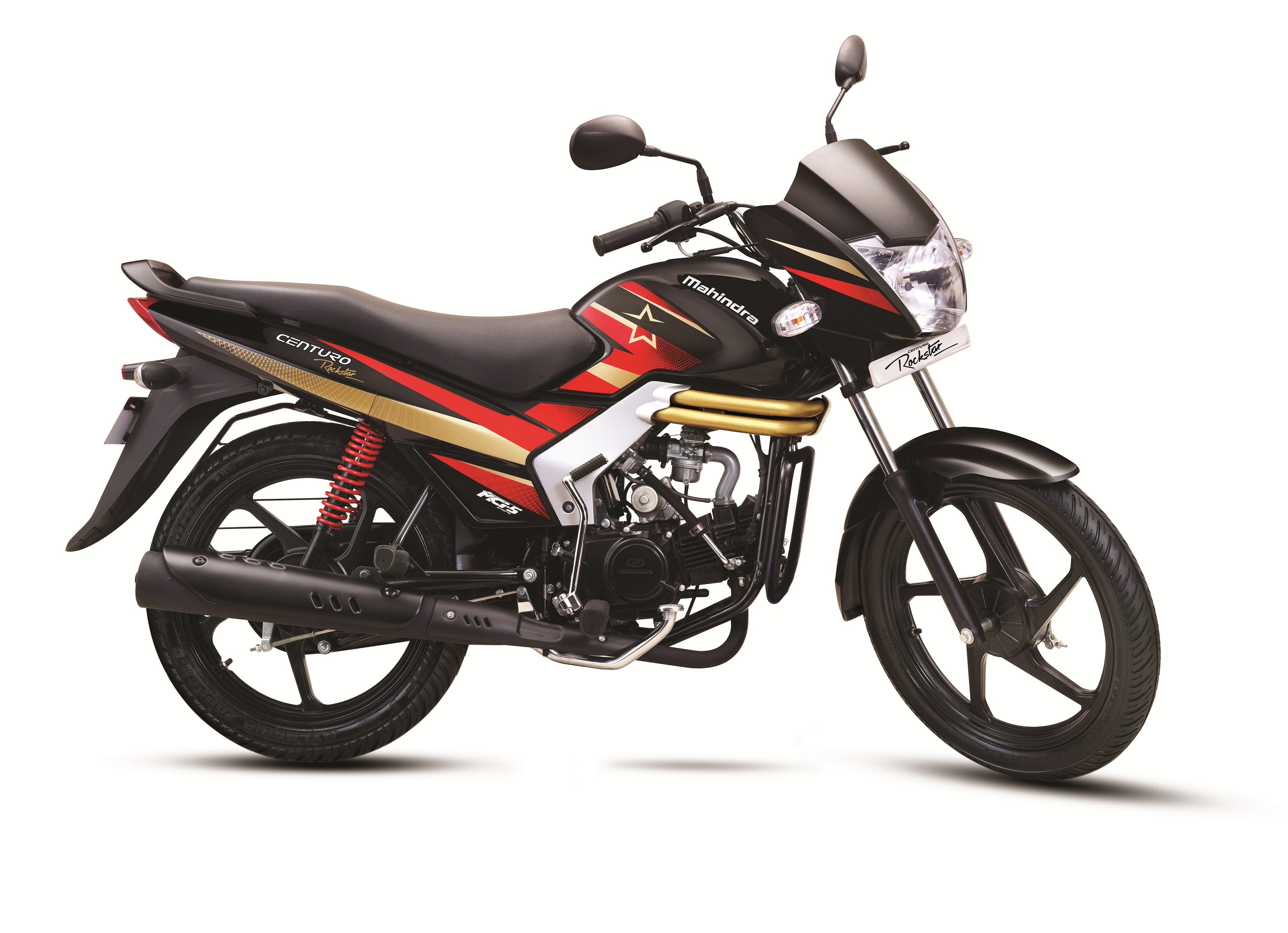 Mahindra Launches Centuro Rockstar At Rs 44,558