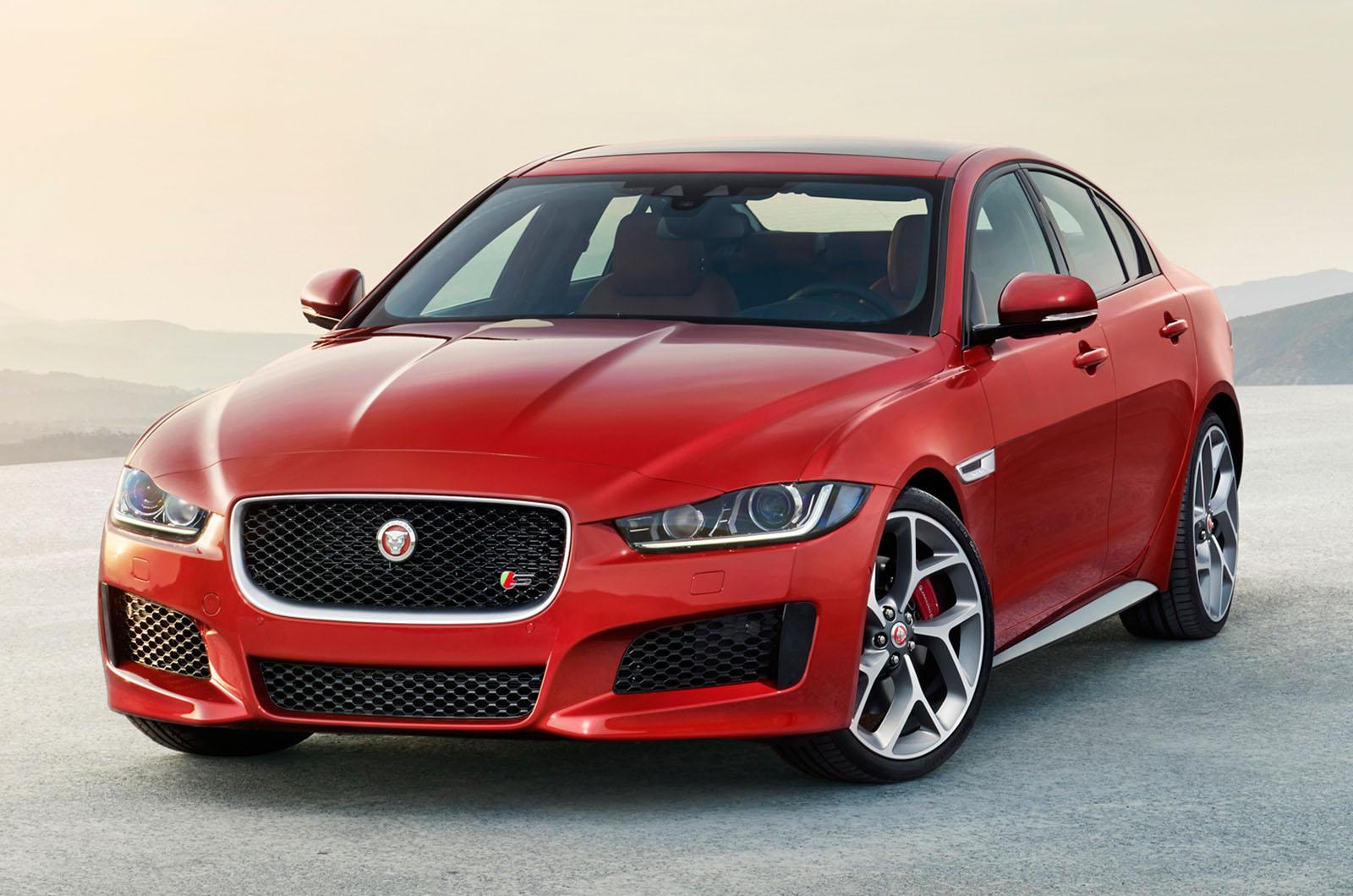 Jaguar XE first look   Car News   Premium Luxury Saloons   Autocar ...
