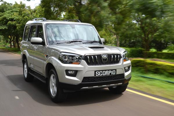2014 new model scorpio in punjab autos post