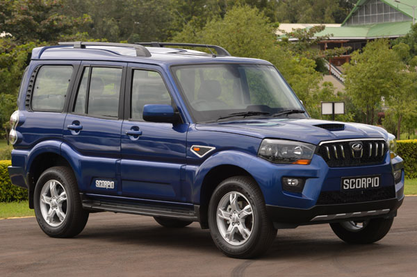 Scarpio Car Price