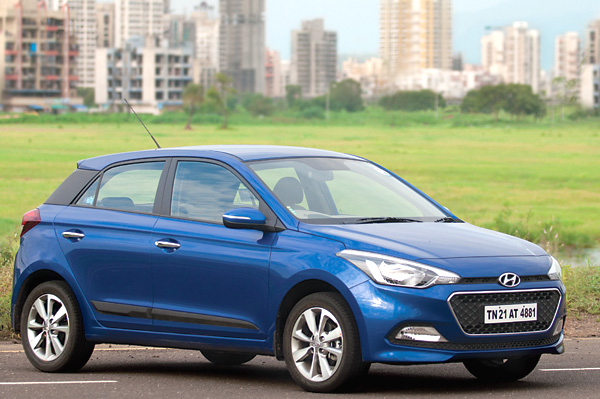 Hyundai Elite i20 review, road test