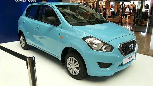 Nissan countering Datsun Go safety concerns