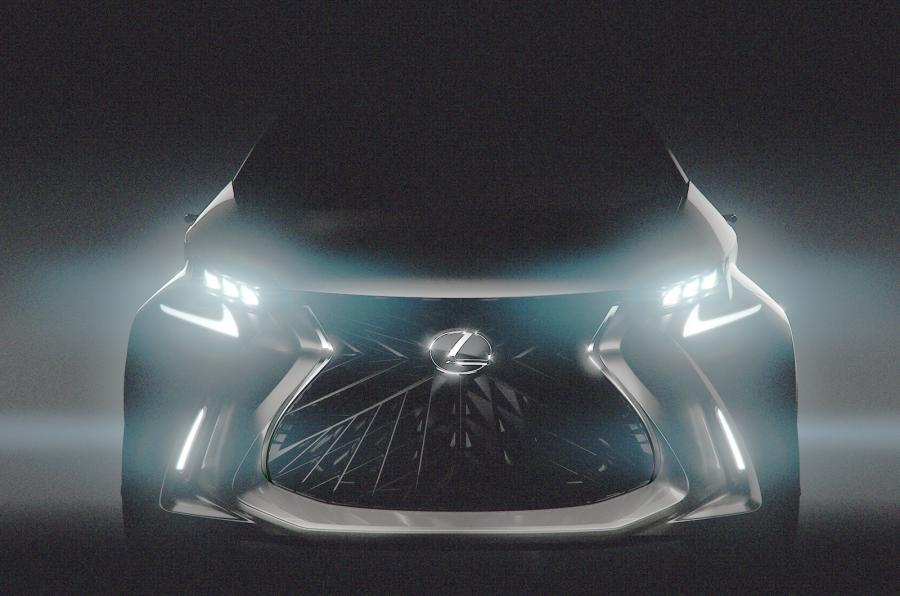 Lexus IF-SA