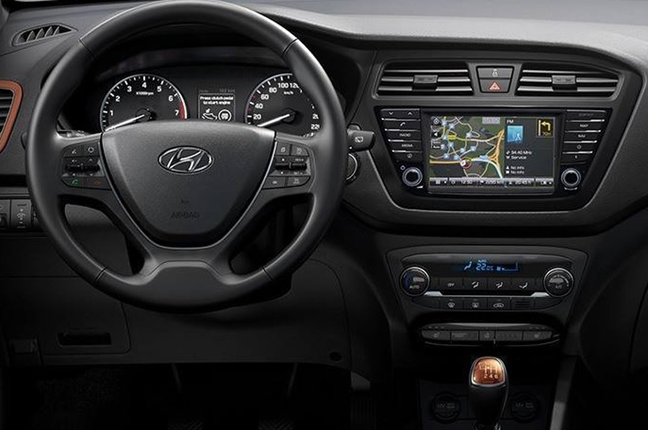 Hyundai i20 i20 active with touchscreen now on sale car for I20 asta o interior