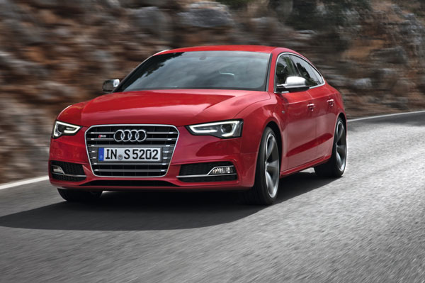 audi s5 sportback launched at rs lakh car news sports cars autocar india. Black Bedroom Furniture Sets. Home Design Ideas