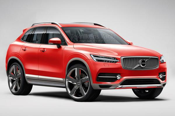 new volvo xc40 suv to spearhead new family of models car news premium luxury suvs autocar. Black Bedroom Furniture Sets. Home Design Ideas