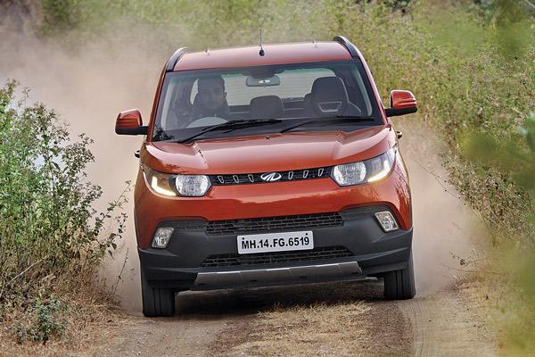 Mahindra KUV100 review, road test