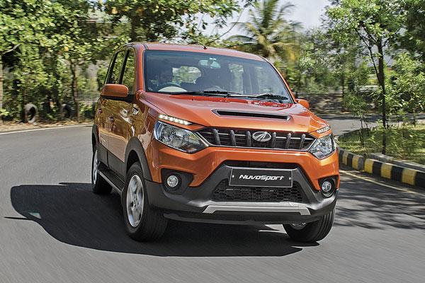 Mahindra NuvoSport review, road test