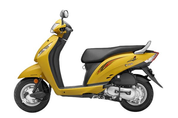 2016 Honda Activa-i Launched At Rs 50,255