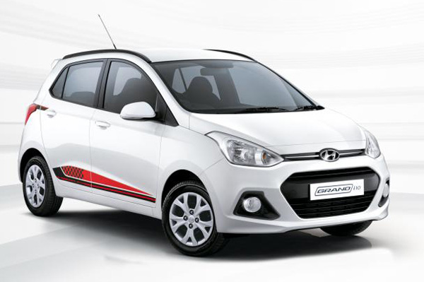 hyundai grand i10 20th anniversary edition launched at rs lakh car news premium. Black Bedroom Furniture Sets. Home Design Ideas