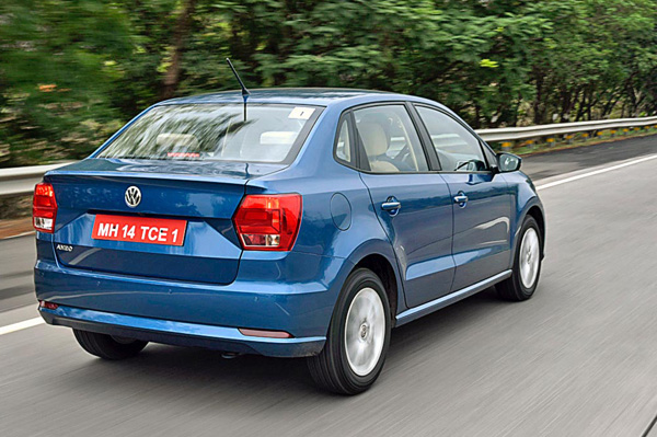 Volkswagen Ameo review, test drive