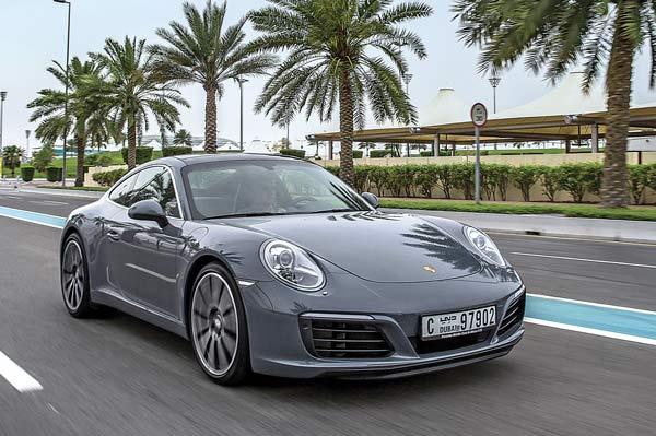 2016 Porsche 911 Carrera S facelift review, test drive