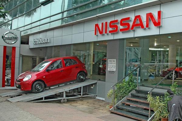 Nissan strengthens service reach with MyTVS partnership