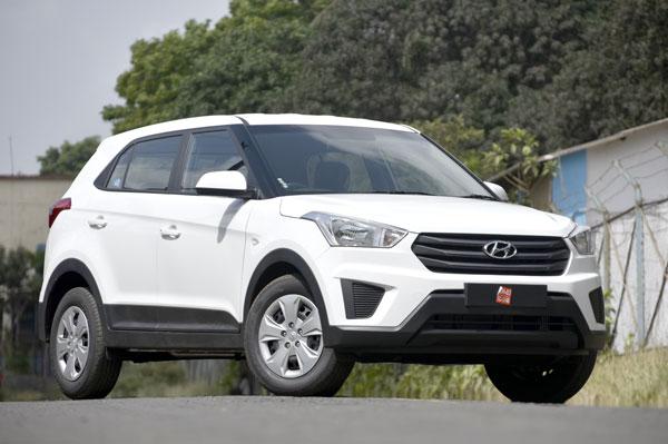 Hyundai Creta 1.4 diesel review, test drive