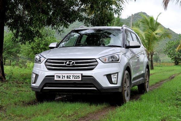 2016 Hyundai Creta 1.6 petrol AT review, test drive