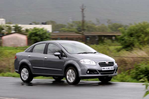 2016 Fiat Linea 125 S review, test drive