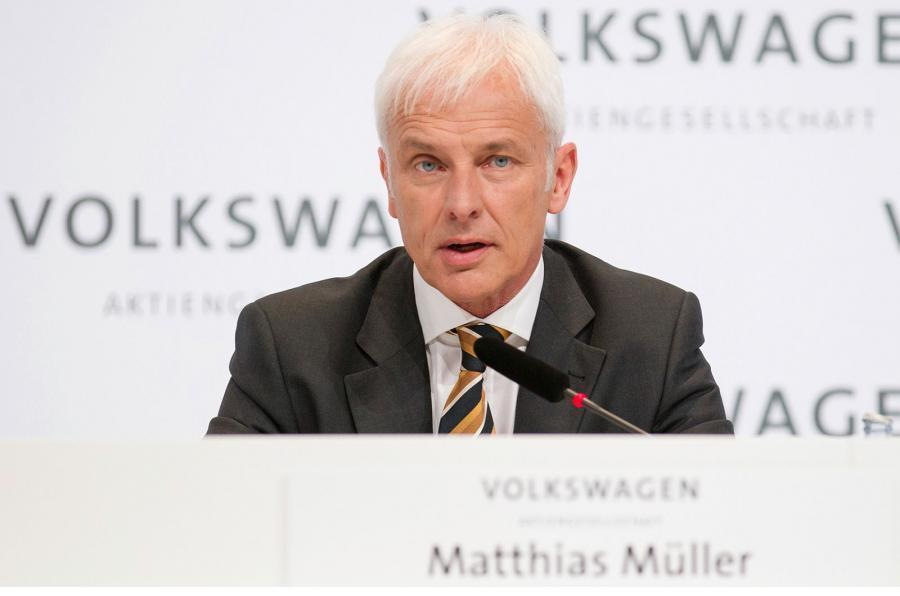 Former and current VW Group chairmen accused of covering up emission scandal